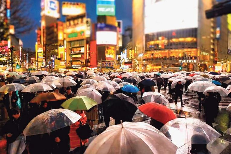 Tokyo: the Japanese yen  could provide a safe  haven for investors