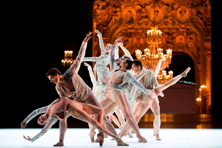Paris Opera's ballet: instead of waiting for talented artists to approach it for employment, the company intends to send recruiters into the world and employ those it wants