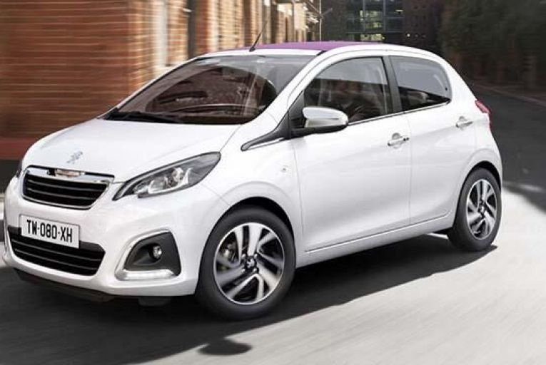 Two new Peugeots arrive