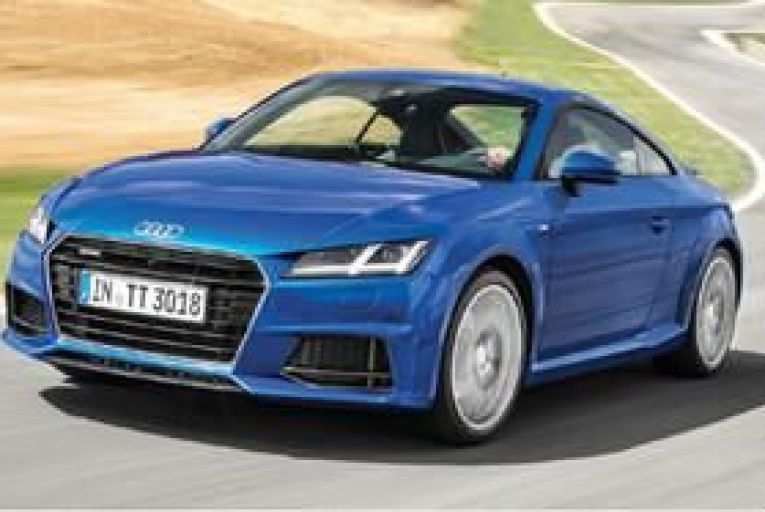 The new Audi TT has all the signatures of its predecessors, including pronounced wheel arches, a clamshell bonnet, a rakish roofline and unadorned flanks.
