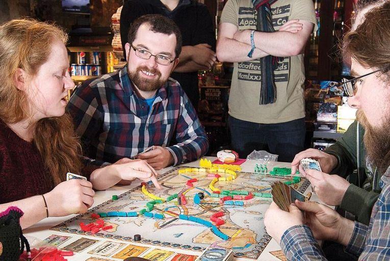The boardgame renaissance: Will the boom last?