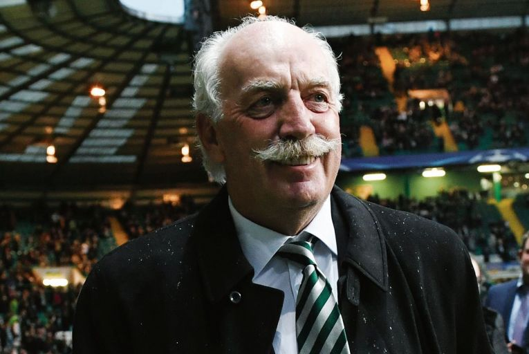 Dermot Desmond's diamond mine company, Mountain Province, is in 'serious financial difficulty'.