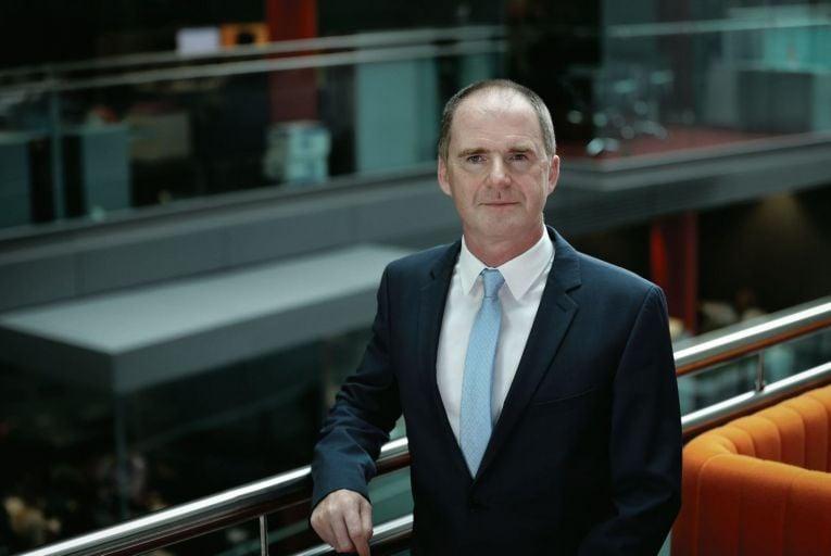 Joe Tynan, partner at PwC: 'As a firm, we are very conscious of minimising our environmental footprint'