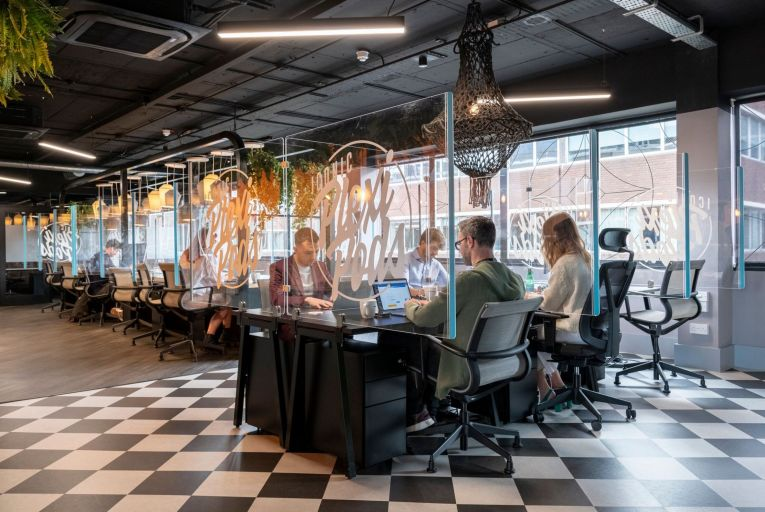 The 'zoom or room' dilemma meets the flexible office space