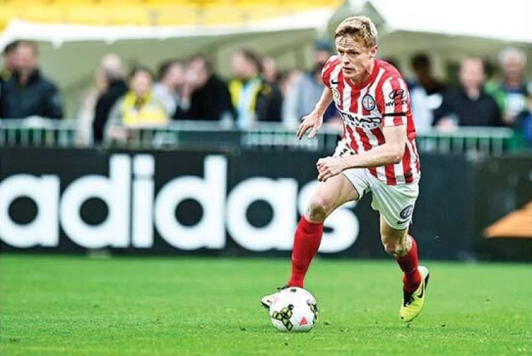 Damian Duff, who plays for  Melbourne City, has said he will move back to Ireland
