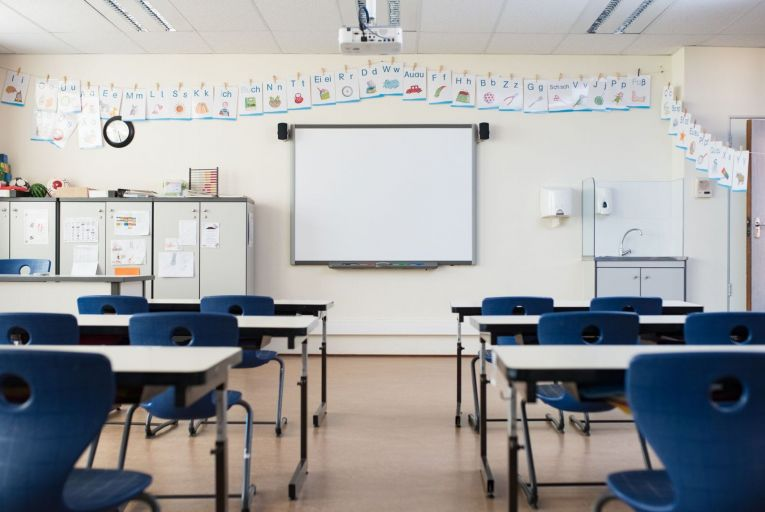 The current closure of schools has meant that student teachers are unable to proceed with their work placements. Picture: Getty