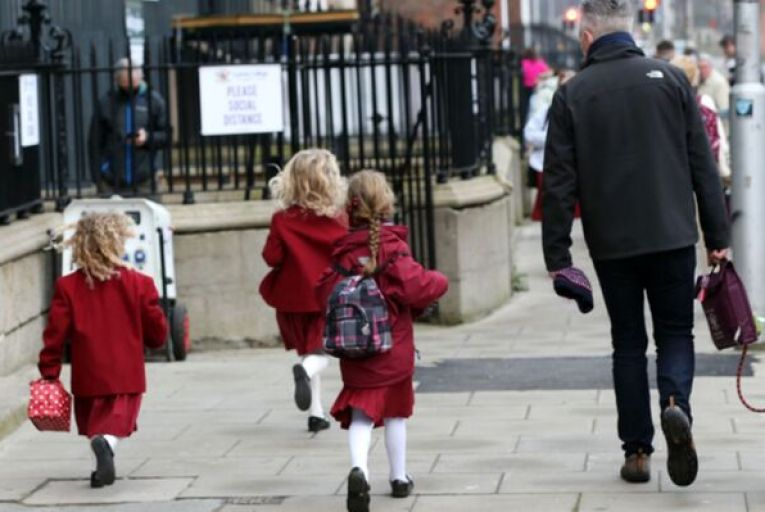 Primary school pupils have returned to classrooms on a staggered basis over recent weeks. Picture: Rollingnews.ie