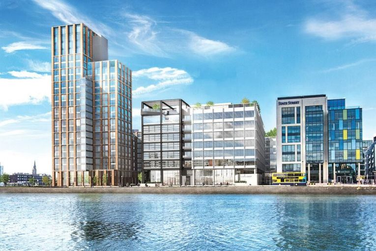 Office rents slowing in city centre, but demand for space will stay strong