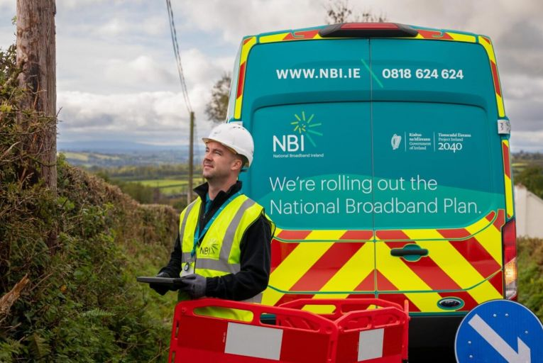 As of mid-June, just 632 of a mooted 540,000 homes and businesses were connected to the National Broadband Ireland network.