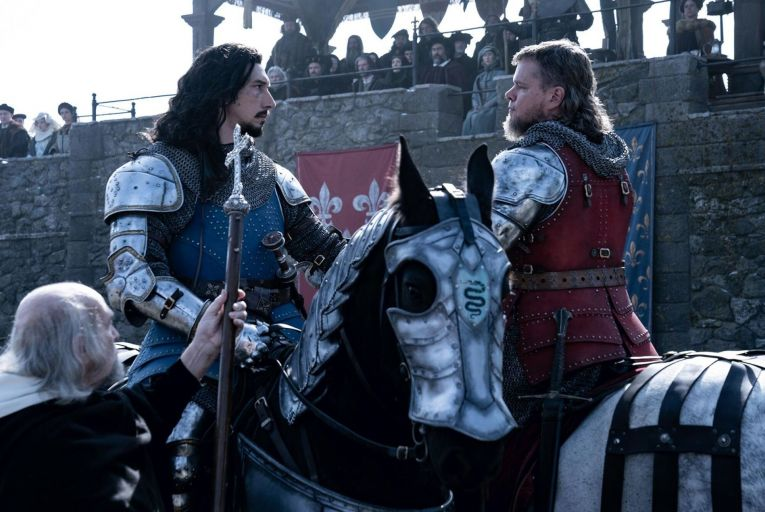Forty-four years after he made The Duellists, Ridley Scott has returned to the theme with The Last Duel, starring Adam Driver and Matt Damon
