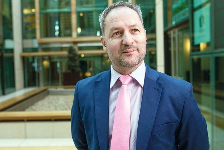 Fionán O'Sullivan,  corporate sales director  at Acumen & Trust DAC Picture: Fergal Phillips