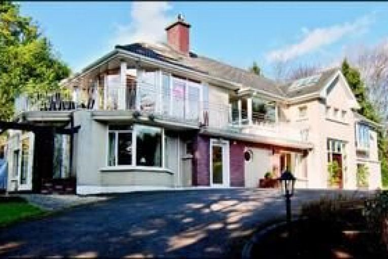 Six-bedroom detached home on an acre in Shankill