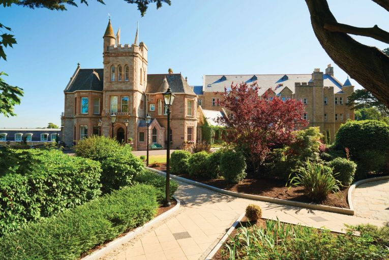 The five-star Culloden Estate & Spa has recently joined the elite Small Luxury Hotels of the World group Picture: Jack Hardy
