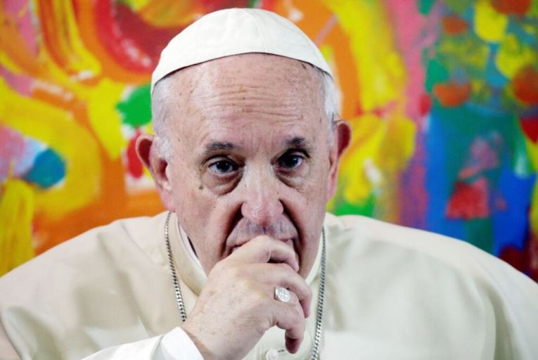 Pope Francis's recent remarks showing support for civil union laws for same-sex couples are seismic