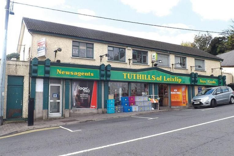 The retail premises at Captains Hill in Leixlip, Co Kildare sold for €230,000