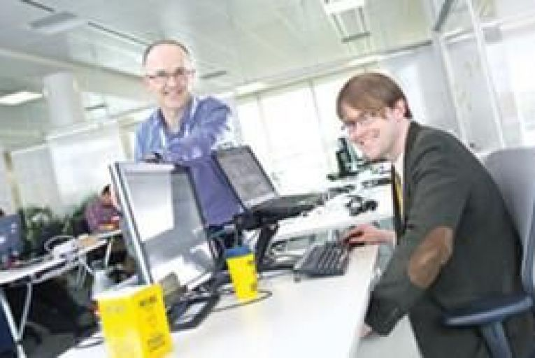 Tech firms take on staff with autism
