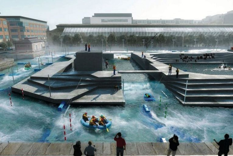Dermot Lacey: Why I'm backing the plans a for white-water rafting centre in Dublin