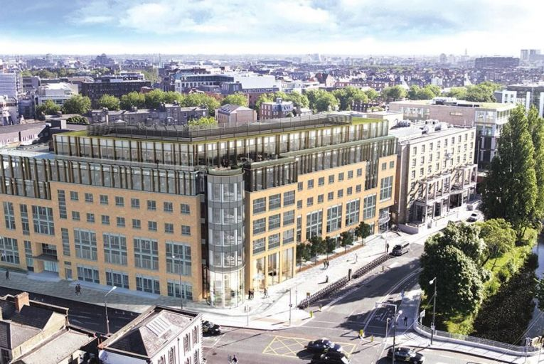 Marlet gets green light for Dundrum apartments