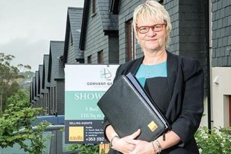 Catherine McAuliffe,  director of residential  property, Savills Cork Picture: John Allen