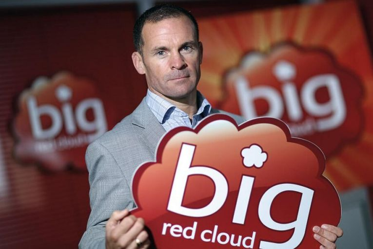Marc O'Dwyer,  chief executive of  Big Red Book