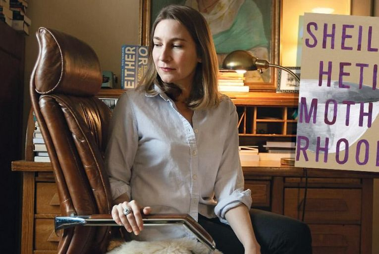 Sheila Heti's new book is neither a novel nor a memoir – but a strange hybrid of both Pic: Getty