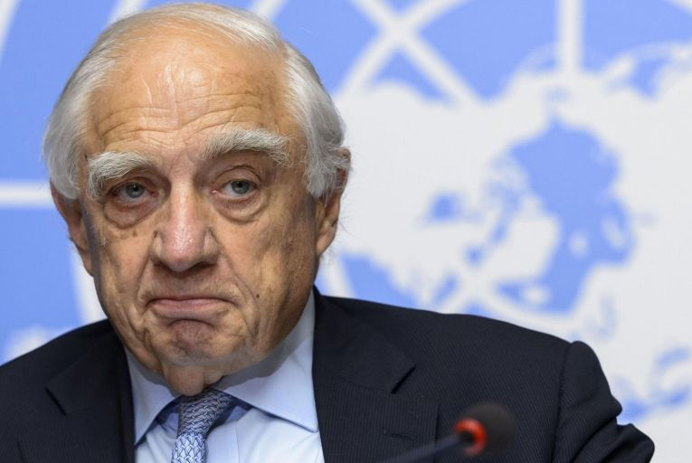 Peter Sutherland: was in frame for European Commission presidency, but missed out.
