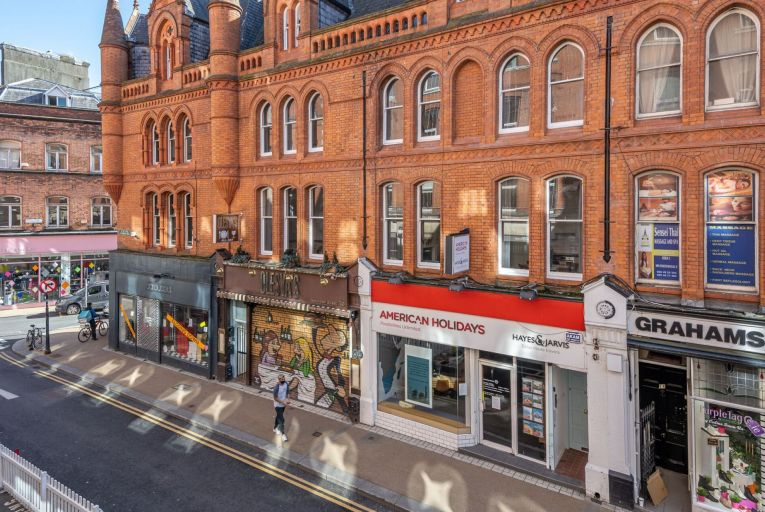 Prime mixed-use site in central Dublin on market for €4m
