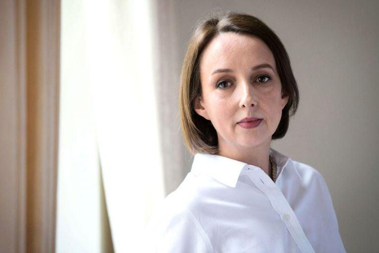Rachel Donohue: an enchanting writer Picture: Shane O'Neill