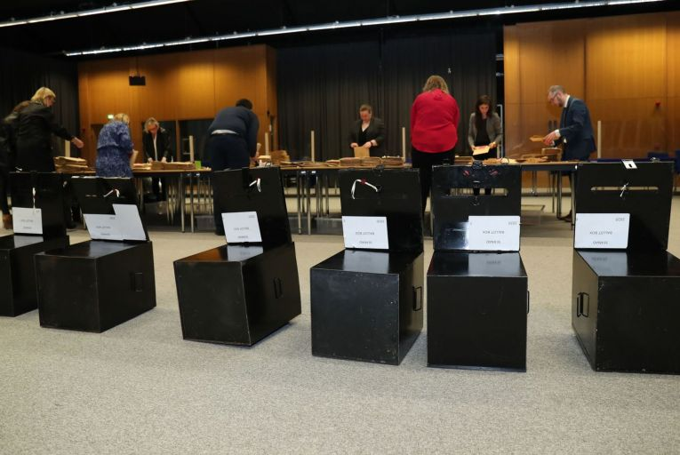 Voting in next general election could take place over days