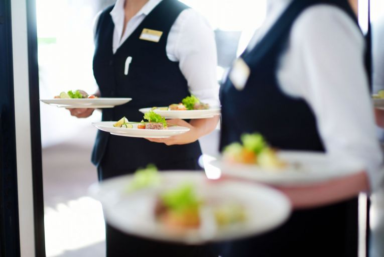 Where abuse was suffered or witnessed by hospitality workers, almost half of the survey respondents did not report it. Picture: Getty