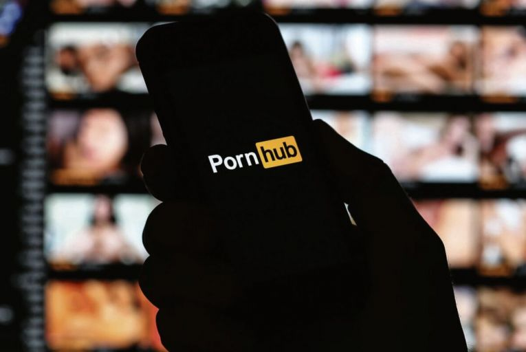 In a California case, court documents allege that MindGeek, which hosts Pornhub, 'knowingly benefited financially from thousands – if not millions – of videos posted to their various websites featuring victims who had not yet reached the age of maturity'