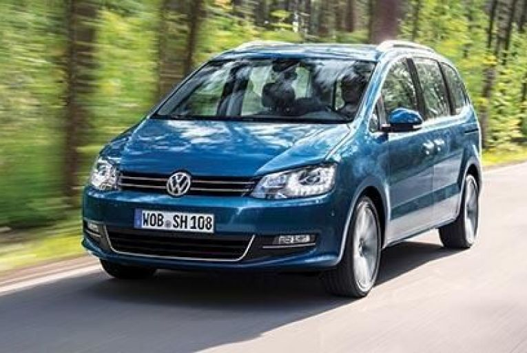 The new Volkswagen Sharan is flexible, has plenty of room and is comfortable and, for the most part, refined
