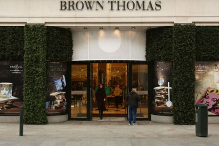 Brown Thomas has been owned by the Weston family since 1983. Picture: RollingNews.ie