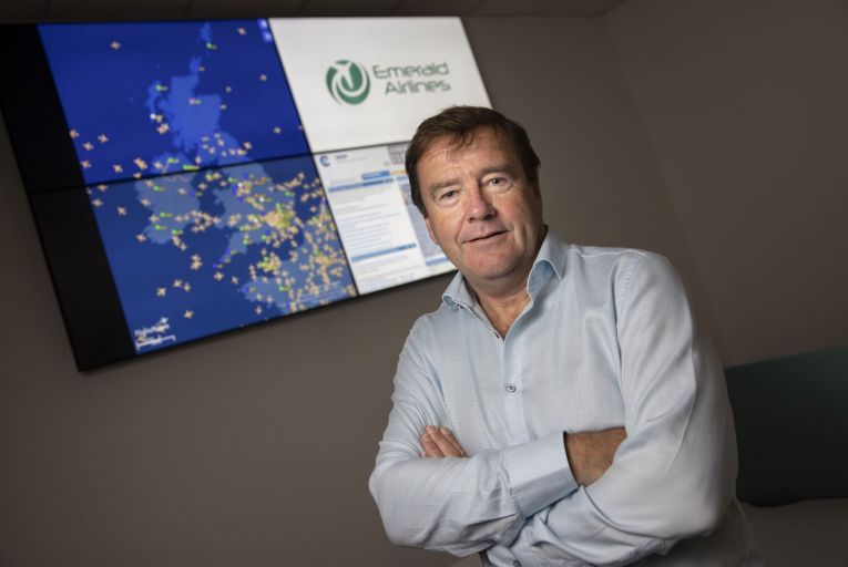 Emerald Airlines set for takeoff with €16m cash in hand