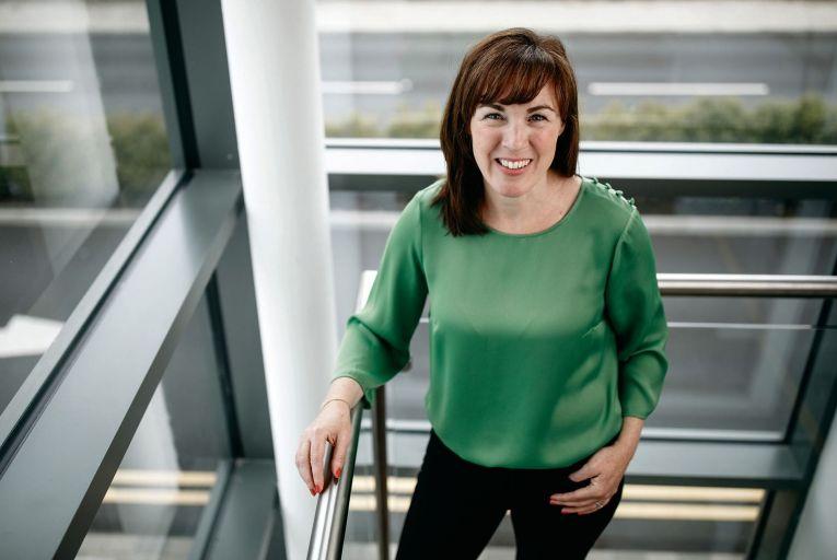 Vivian Farrell, chief executive, Modular Automation. Picture: Truemedia