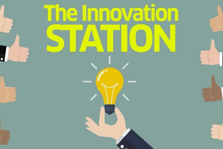 Sponsored: The Innovation Station Podcast - Episode 1