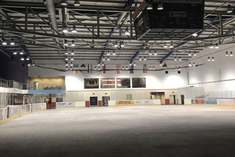 Ireland's only purpose-built ice dome has stood vacant for almost a decade in Dundalk, Co Louth