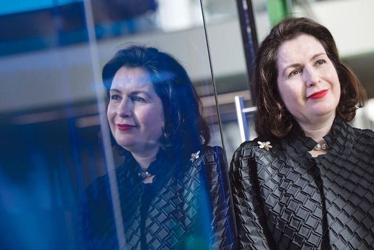 Francesca McDonagh,  group chief executive at  Bank of Ireland Picture: Fergal Phillips