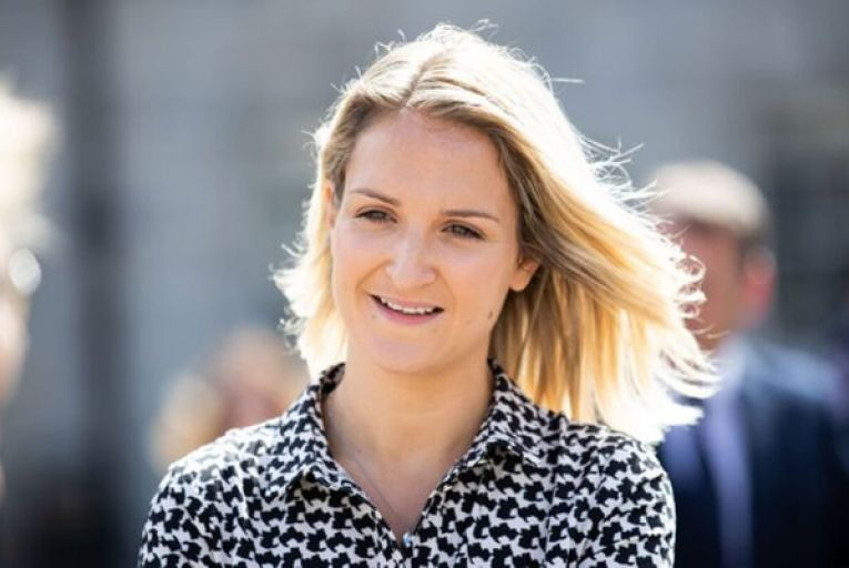 The government is still trying to come up with arrangements so that Helen McEntee, the Minister for Justice, can get her legal right to six months' maternity leave. Picture: Rollingnews.ie