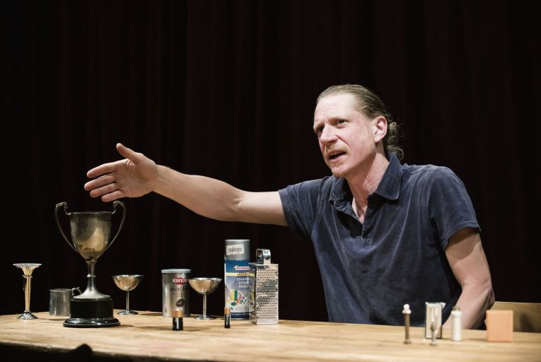 Tabletop Shakespeare: Communing with the Bard in a contemporary kitchen setting