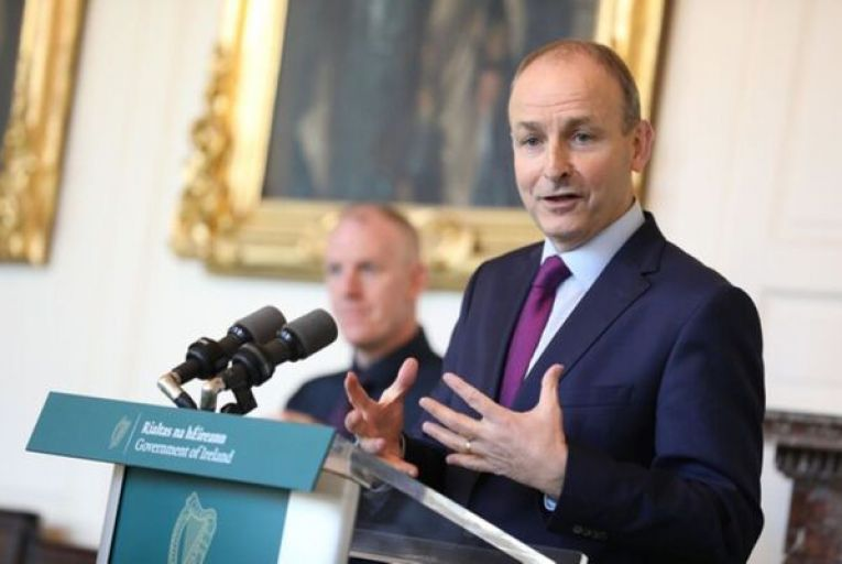 Reaction to the Taoiseach's initial outline of the Shared Island unit's programme of work was almost entirely positive