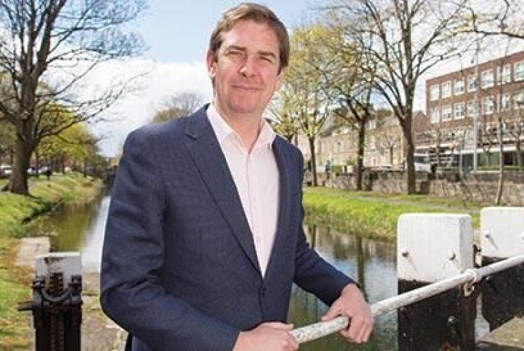 David Hourihane, managing director of SDCL Ireland Picture: Fergal Phillips