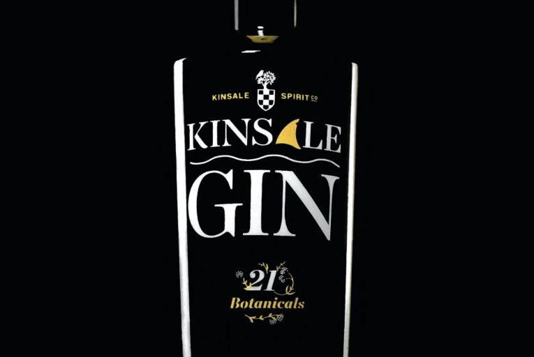 Kinsale Spirit's award-winnng gin
