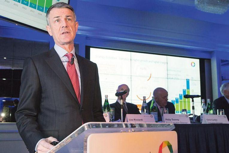 Brendan McAtamney, chief executive of UDG Pic: Fergal Phillips