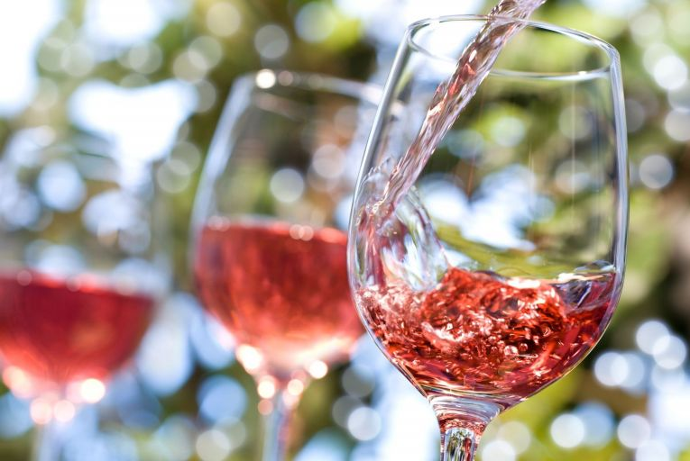 Rosé is red wine stopped short, showcasing the fruit's fresh acidity without the tannic structure that comes from continued exposure of grape juice to skins