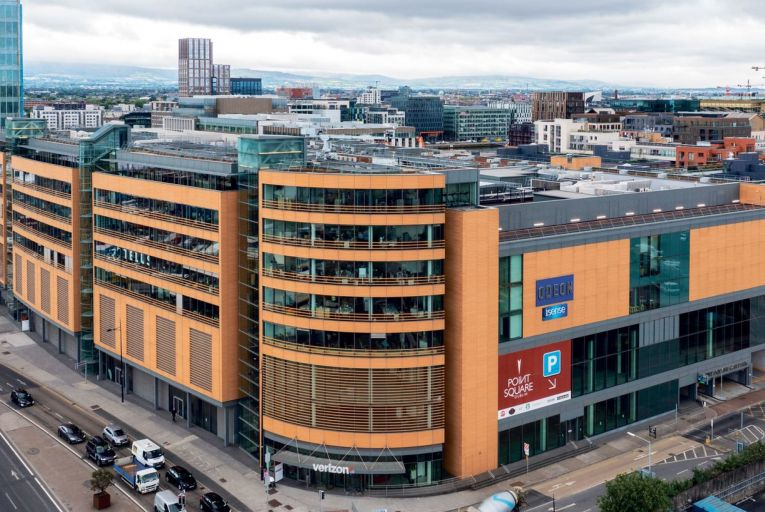 Point Square in Dublin's north docklands: considered one of the best asset management and value add opportunities to come to the market in recent years.