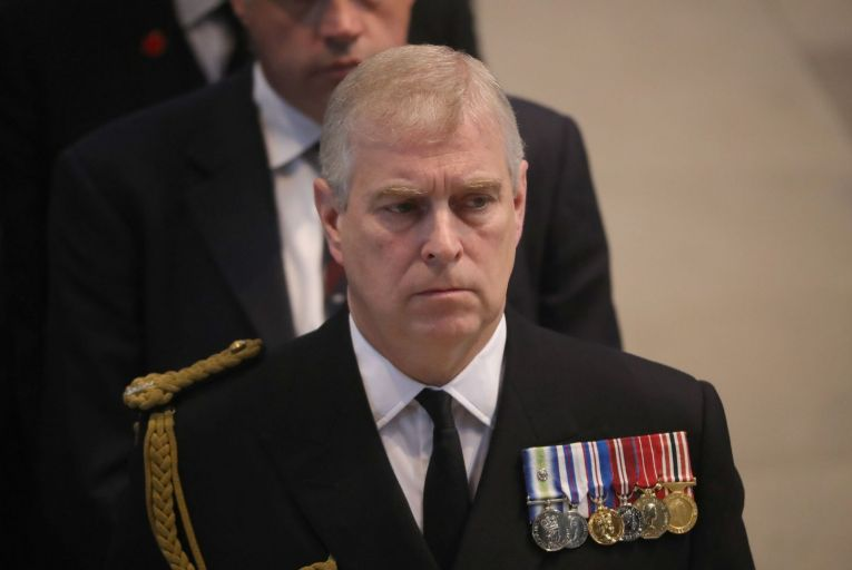 Prince Andrew (picture: Getty)