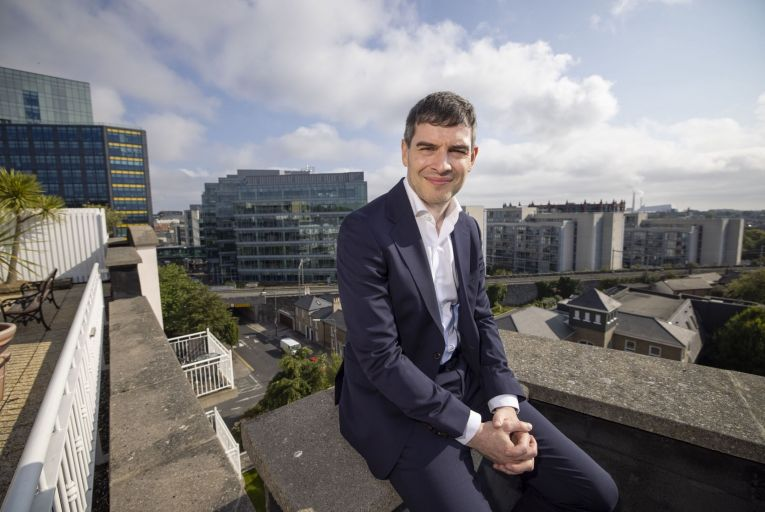 Owen Reilly: 'Overnight changes that cap rents are unfair and they have consequences'. Picture: Fergal Phillips