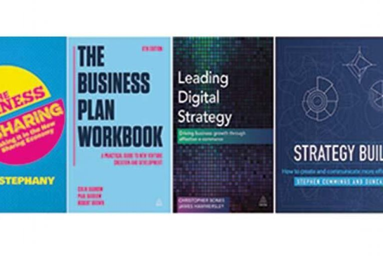 Take five: books on strategy and business planning