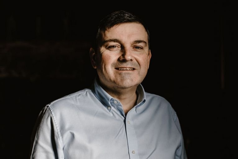 Brendan McCarthy, chief commercial officer of Belfast-based data software specialists Analytics Engines